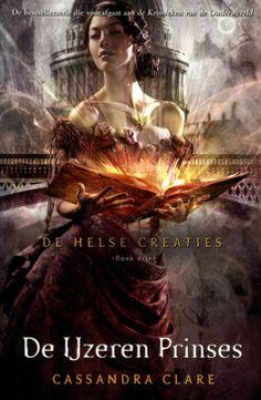 De magister heeft een leger van Helse Creaties gemaakt, waarmee hij de schaduwjagers wil vernietigen. Om dit leger te kunnen activeren ontvoert hij Tessa. Vanaf ca. 15 jaar.