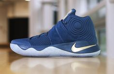 Nike Kyrie 2 Finals PE For Game 2