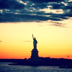 #sunset #sun #beautiful #newyork #life