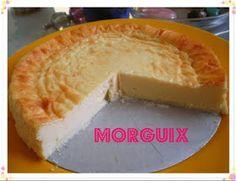 Tarta de queso y piña o limón (Apta para diabéticos)