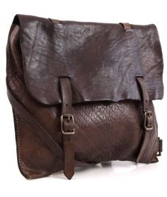 Campomaggi Lavata Cross Body Bag