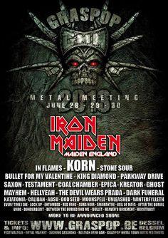 Graspop Metal Meet 2013!