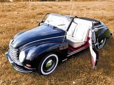 DKW Auto Union F91 Cabrio 1953