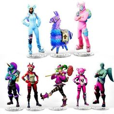 By Animation Source: Western Animiation. Raven, Action Figures, Battle, Joker, Bunny, Skull, Animation, Bear, Toys