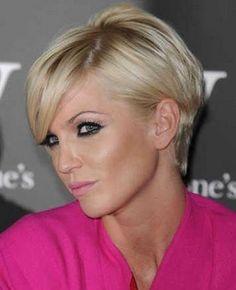Chelsea Hot short hair milf