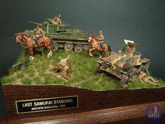 Last Samurai Standing, 1939