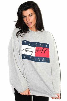 93 meilleures images du tableau Tommy hilfiger   Sweatshirts, Jacket ... 7b40be1dc94b
