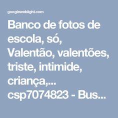 Banco de fotos de escola, só, Valentão, valentões, triste, intimide, criança,... csp7074823 - Busca de banco de imagens, fotografias e imagens clip arte