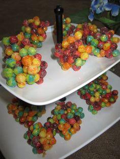 Trix Cereal Treats