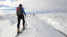 Séjour ski à Aussois pour profiter du grand air dans la Vanoise. Voyage Ski, Ski Freeride, Stage, Best Skis, Air, Mount Everest, Skiing, Mountains, Travel