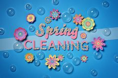 Spring Cleaning on Behance
