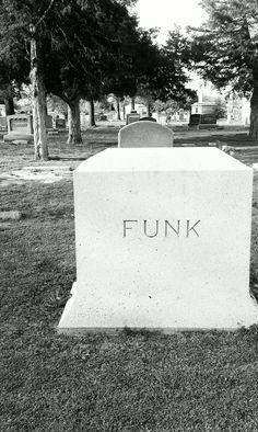 I wish Funk wasn't dead. (via #spinpicks)