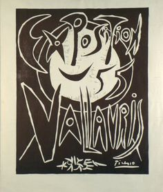 Pablo Picasso, Affiche original