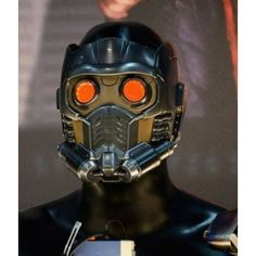 Star-Lord Mask Helmet Guardians of the Galaxy Cosplay