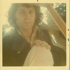 Jim Morrison - Photo by Victoria Joyce - Mt Tam 1967 - Break on Through