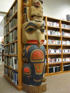 San Juan Island Library, WA