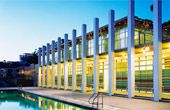 One of my favourite places, the Annenberg Community Beach House in Santa Monica, California.