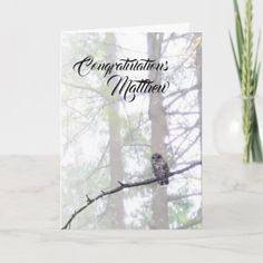 3740 Grandson Graduation Hat Card | Zazzle.com Zazzle Invitations, Invitation Cards, Graduation Invitations College, Congratulations Graduate, Wise Owl, Custom Greeting Cards, Card Sizes, Thoughtful Gifts, Paper Texture
