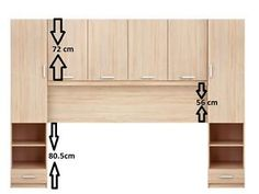 NEW-Super-King-Size-Modern-Bedroom-Furniture-SET-over-bed-storage-unit-wardrobes
