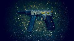 Download CZ75 Auto Pistol Victoria Counter Strike Global Offensive Weapon Skin 1920x1200
