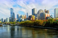 Melbourne City Skyline, Victoria, Australia, My beautiful home. Im so grateful to live in this beautiful city.