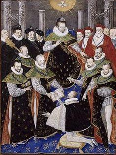 Liste des chevaliers de l'ordre du Saint-Esprit (List of Knights of the Holy Spirit)