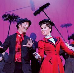 Mary Poppins the Musical Brisbane 2012