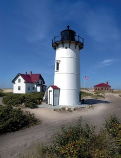 Famous Lighthouses | Racepoint Lighthouse - Provincetown, Massachusetts - Photo courtesy of ...