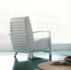 Glamour is the perfect reading chair. Great back support and tremendous appeal.