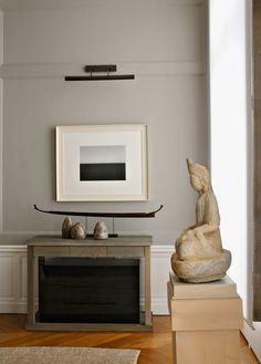 REVISIT: Christian Liaigre's 18th Century Paris Home