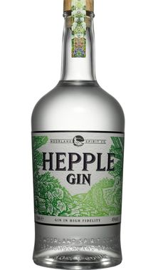 Love your martinis? Then Hepple is the new gin for you