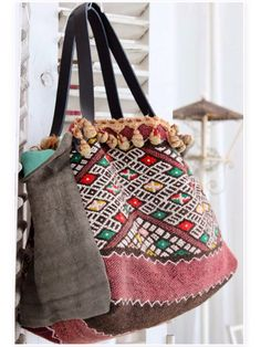 Moroccan hand made bag