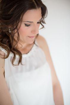 Natural Hair&Makeup#Bride