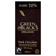 Green  Blacks  Dark 70 Chocolate  100g Pack of 5 * You can get additional details at the image link.