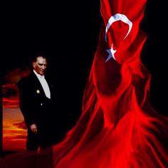 Mustafa Kemal ATATÜRK - The founder of Republic Turkey