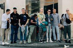 The Best Street Style From Paris Men's Fashion Week Photos | GQ