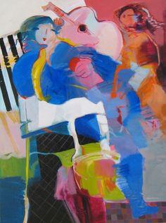 HESSAM ARTIST | Originals Works by Hessam Abrishami
