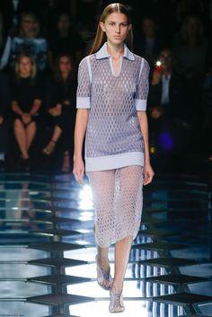 Balenciaga spring/summer 2015 collection - Paris fashion week