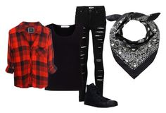 """""""Untitled #230"""" by ugh-real-life ❤ liked on Polyvore featuring John Lewis, Converse and Rails"""