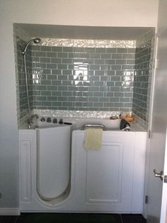 Walk In Tub With Style   Bathroom   San Diego   Coast To Coast Restoration