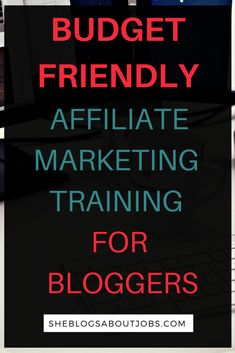 Best affiliate marketing training for bloggers. You can learn great affiliate marketing tips and tricks and be among a great community dedicated to helping each other succeed online. Click here to join this great affiliate marketing training to take your online business to the next level. (affiliate link)