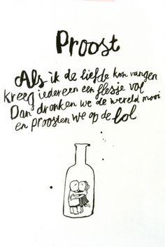 Liefde in een flesje ?