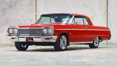 1964 Chevrolet Impala SS presented as Lot S57.1 at Houston, TX