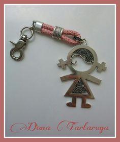 Porta chaves Menina