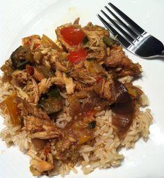 -Balsamic Crockpot Chicken
