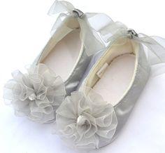 Flower girl shoes ??? @Andrea / FICTILIS / FICTILIS / FICTILIS / FICTILIS Anderson