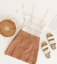 Best Outfit Styles For Women - Fashion Trends Teen Fashion Outfits, Mode Outfits, Girly Outfits, Cute Casual Outfits, Pretty Outfits, Stylish Outfits, Womens Fashion, Looks Instagram, Traje Casual