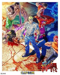 Final Fight - Capcom