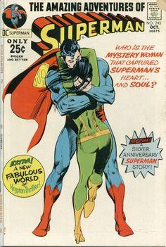 Superman Man of Steel DC Comics Covers Superheroes Superhero