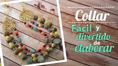 #DIY #HazloTuMismo Disfruta de esta nueva clase de #Bisutería y #Alambrismo que te trae Carolina Villacis, #Aprende a crear hermosos accesorios, fomenta tu creatividad y llena tu vida de mucho #Color y #Moda!!!